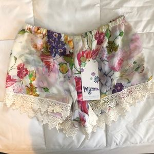 NWT silky soft shorts from Show Me Your Mumu